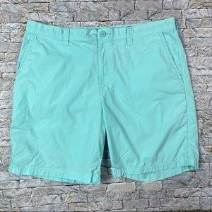 Columbia Mens 40 Blue Shorts